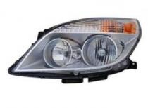 2008 - 2010 Saturn Aura Front Headlight Assembly Replacement Housing / Lens / Cover - Left (Driver)