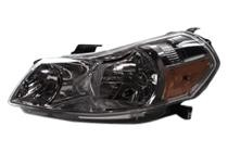 2007 - 2013 Suzuki SX4 Front Headlight Assembly Replacement Housing / Lens / Cover - Left (Driver)