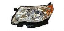 2009 - 2013 Subaru Forester Front Headlight Assembly Replacement Housing / Lens / Cover - Left (Driver)