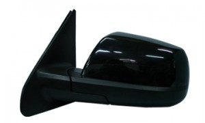2008-2011 Toyota Sequoia Side View Mirror - Left (Driver)