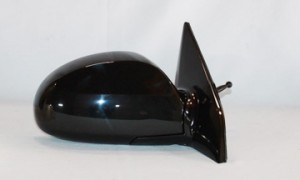 2004-2009 Kia Spectra Side View Mirror (LX Model / Manual Remote) - Right (Passenger)
