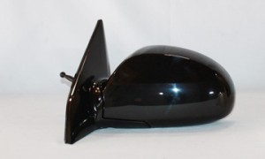 2004-2009 Kia Spectra Side View Mirror (LX Model / Manual Remote) - Left (Driver)