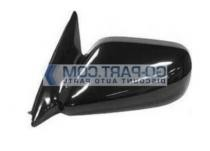 1997 - 2001 Toyota Camry Side View Mirror (Non-Heated / Power Remote / Japan / Black / Camry CE/LE/XLE) - Left (Driver)