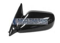 1997 - 2001 Toyota Camry Side View Mirror (Non-Heated + Power Remote + Japan + Black + Camry CE/LE/XLE) - Left (Driver)