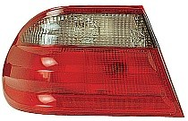 2000 - 2002 Mercedes Benz E430 Outer Tail Light - Left (Driver)