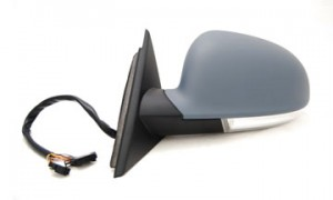 2003-2005 Volkswagen Passat Side View Mirror (with Memory) - Left (Driver)