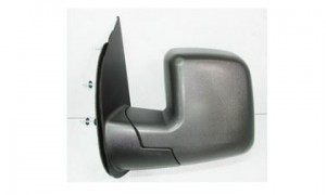 2002-2007 Ford Econoline Van Side View Mirror (Manual) - Left (Driver)