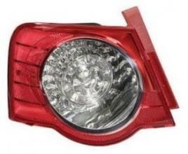 2006-2010 Volkswagen Passat Tail Light Rear Lamp - Left (Driver)