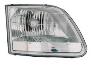 2001-2004 Ford F-Series Heritage Pickup Headlight Assembly - Right (Passenger)