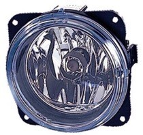 2003 - 2004 Ford Mustang Fog Light Assembly Replacement Housing / Lens / Cover - Left or Right (Driver or Passenger)