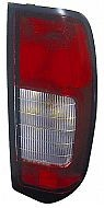 2000-2000 Nissan Frontier Tail Light Rear Lamp (Crew Cab / with 4WD / to 10/99) - Right (Passenger)