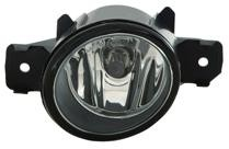 2008 - 2010 Infiniti M35 Fog Light Assembly Replacement Housing / Lens / Cover - Left (Driver)