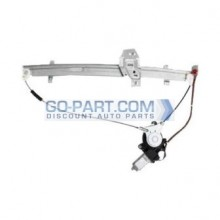 1997-2001 Honda CR-V Window Regulator Assembly (Front Left)