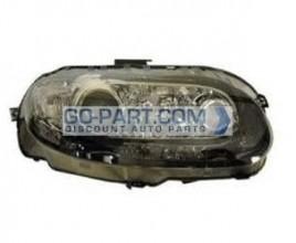 2006-2008 Mazda MX-5 Miata Headlight Assembly (OEM / Halogen / From 4-12-06) - Right (Passenger)