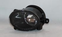 2008 - 2011 Volvo S40 Fog Light Assembly Replacement Housing / Lens / Cover - Left (Driver)
