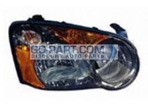 2005-2005 Subaru Impreza Headlight Assembly - Right (Passenger)