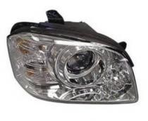 2005 - 2006 Kia Optima Front Headlight Assembly Replacement Housing / Lens / Cover - Right (Passenger)