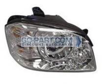 2005-2006 Kia Optima Headlight Assembly - Right (Passenger)