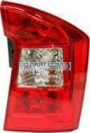 2007-2008 Kia Rondo Tail Light Rear Lamp - Right (Passenger)