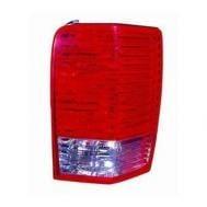 2007 - 2009 Chrysler Aspen Rear Tail Light Assembly Replacement / Lens / Cover - Right (Passenger)