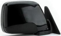 1991 - 1997 Toyota Landcruiser Side View Mirror Assembly / Cover / Glass Replacement - Right (Passenger)