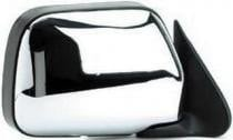 1990 - 1995 Toyota 4Runner Side View Mirror Replacement (without Vent Window + Power Remote + Non-Heated) - Right (Passenger)