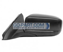 2003-2007 Honda Accord Side View Mirror (Coupe / Power Remote / Non-Heated / Black Pearl / (Code B92P) - Left (Driver)