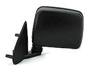 1987 - 1995 Nissan Pathfinder Side View Mirror Assembly / Cover / Glass Replacement - Left (Driver)