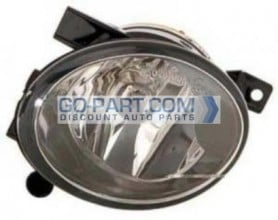 2009-2011 Volkswagen Jetta Fog Light Lamp - Left (Driver)