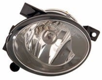 2009 - 2014 Volkswagen Jetta Fog Light Assembly Replacement Housing / Lens / Cover - Right (Passenger)