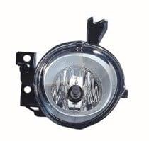 2008 - 2010 Volkswagen Touareg Fog Light Assembly Replacement Housing / Lens / Cover - Left (Driver)
