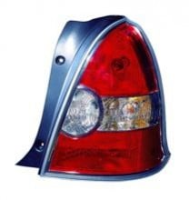 2007 Hyundai Accent Tail Light Rear Lamp - Right (Passenger)