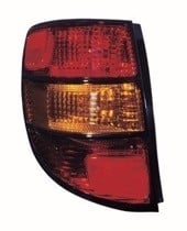 2003 - 2008 Pontiac Vibe Rear Tail Light Assembly Replacement / Lens / Cover - Left (Driver)