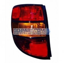 2003-2008 Pontiac Vibe Tail Light Rear Lamp - Left (Driver)
