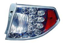 2008 - 2014 Subaru Impreza Rear Tail Light Assembly Replacement (Wagon + On Body) - Right (Passenger)