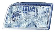 2009 - 2011 Mercury Grand Marquis Front Headlight Assembly Replacement Housing / Lens / Cover - Left (Driver)