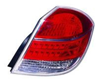 2007 - 2009 Saturn Aura Hybrid Rear Tail Light Assembly Replacement / Lens / Cover - Right (Passenger)