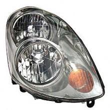 2003-2004 Infiniti G35 Headlight Assembly (Sedan / Halogen) - Right (Passenger)