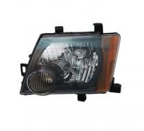 2008 - 2011 Nissan Xterra Front Headlight Assembly Replacement Housing / Lens / Cover - Left (Driver)