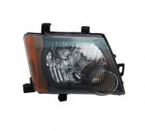 2008 - 2011 Nissan Xterra Front Headlight Assembly Replacement Housing / Lens / Cover - Right (Passenger)