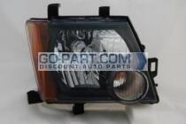 2008-2011 Nissan Xterra Headlight Assembly - Right (Passenger)