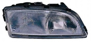1998-2002 Volvo C70 Headlight Assembly (With Leveling) - Right (Passenger)