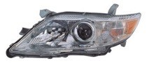 2010-2011 Toyota Camry Headlight Assembly (Japan Built) - Left (Driver)