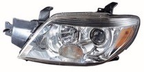 2005 - 2006 Mitsubishi Outlander Headlight Assembly (LS / SE / XLS) - Left (Driver)