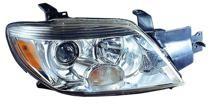 2005 - 2006 Mitsubishi Outlander Headlight Assembly (LS + SE + XLS)- Right (Passenger)