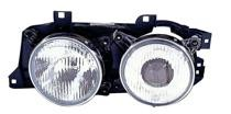 1994 - 1995 BMW 530i Headlight Assembly - Left (Driver)