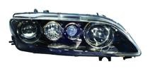 2003 - 2005 Mazda 6 Mazda6 Front Headlight Assembly Replacement Housing / Lens / Cover - Right (Passenger)