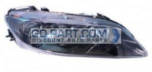 2003-2005 Mazda 6 Mazda6 Headlight Assembly - Right (Passenger)