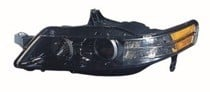 2007 - 2008 Acura TL Headlight Assembly (Type S) - Left (Driver) Replacement