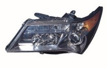 2007 - 2009 Acura MDX Headlight Assembly (Sport) - Left (Driver)
